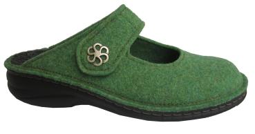 Finncomfort BRIG Green Wollfilz