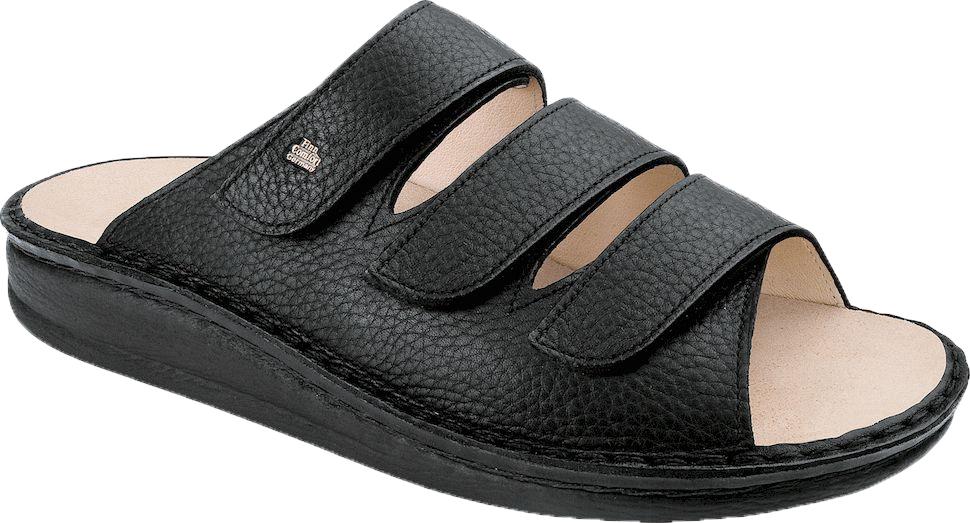 große Auswahl Kaufen Sie Authentic heiße Angebote KORFU schwarz Bison Finn Comfort